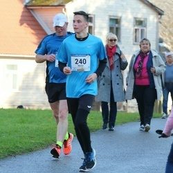 63. Viljandi Linnajooks - Martin Hirv (240)