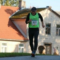 63. Viljandi Linnajooks - Raivo Meier (317)