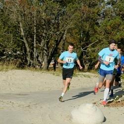 Pärnu Rannajooks - Karl Mäe (1), Teet Kokk (13)