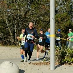 Pärnu Rannajooks - Andre Kaaver (26), Maria Veskla (82), Marion Adusoo (492)