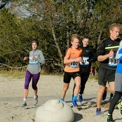 Pärnu Rannajooks - Päär Suursild (33), Jüri Jefimov (107), Andreas Baum (131)
