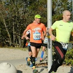 Pärnu Rannajooks - Tõnu Mändma (27), Veljo Vask (665)