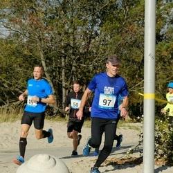 Pärnu Rannajooks - Uno Alliku (49), Kajar Tilga (97)