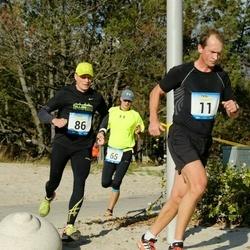 Pärnu Rannajooks - Jüri Jaanson (11), Raivo Raudsepp (86)