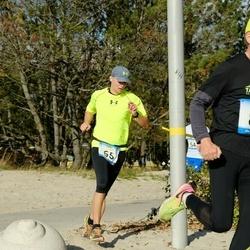 Pärnu Rannajooks - Mart Nael (65), Raivo Raudsepp (86)