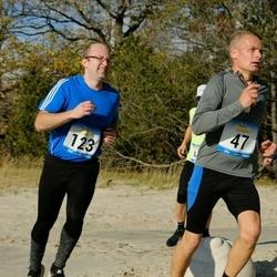 Pärnu Rannajooks - Marek Mustonen (47), Taavi Pentma (123)