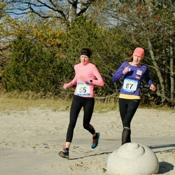 Pärnu Rannajooks - Jaana Õunaid (55), Klarika Kuusk (87)