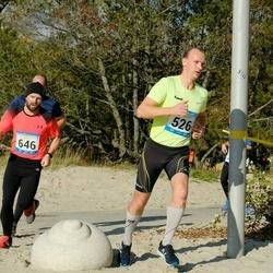 Pärnu Rannajooks - Taavi Reimets (526), Eero Heinmets (646)