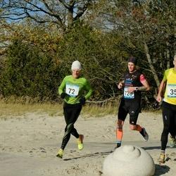Pärnu Rannajooks - Arnold Schmidt (35), Olev Mitt (72), Paul Ruubel (720)