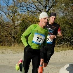 Pärnu Rannajooks - Olev Mitt (72), Paul Ruubel (720)
