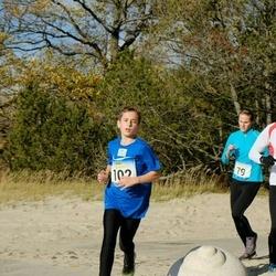 Pärnu Rannajooks - Kerti Kesküla (79), Nikolas Lahno (102)