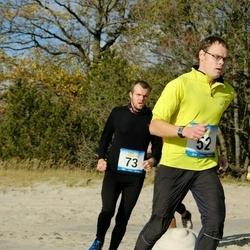 Pärnu Rannajooks - Arno Bester (52), Kaarel Koitne (73)