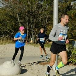 Pärnu Rannajooks - Ranel Kuusik (125), Viola Hambidge (206), Meelis Kukk (594)