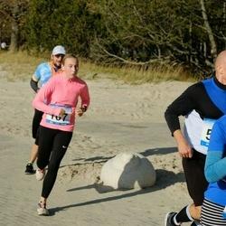 Pärnu Rannajooks - Anneli Metsamaa (159), Lisett Alt (167)