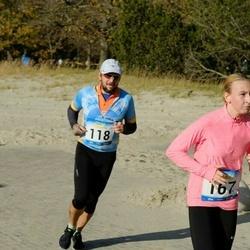 Pärnu Rannajooks - Taago Tamm (118), Lisett Alt (167)