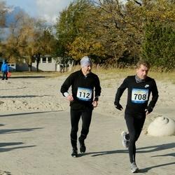 Pärnu Rannajooks - Jüri Reinson (112), Mart Lepasaar (708)