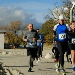 Pärnu Rannajooks - Este Maidle (318), Andres Kiisler (391), Lennart Pulk (622)