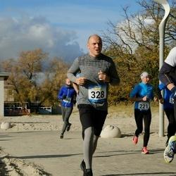 Pärnu Rannajooks - Liilia Kesküla (221), Vahur Mägi (328), Andres Kiisler (391)