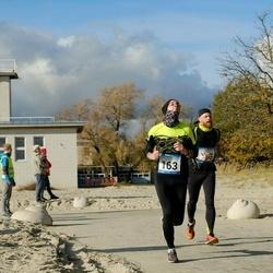 Pärnu Rannajooks - Jaan Lehismets (163), Ivo Hindreus (183)