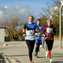 Pärnu Rannajooks - Kaspar Kodasma (153), Kristiina Ranne (184)