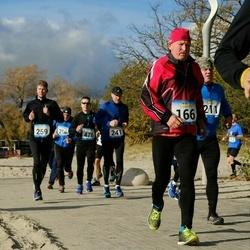 Pärnu Rannajooks - Uno Markson (166), Voldemar Aas (241), Kaido Kirsimäe (256), Anti Kuusk (259), Kristjan Käärma (476)