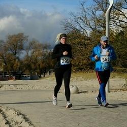 Pärnu Rannajooks - Hanna Jeret (295), Mati Soolo (361)