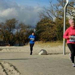 Pärnu Rannajooks - Anni Tomson (357), Mihhail Priss (619)