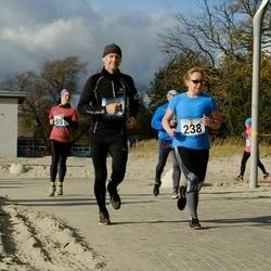 Pärnu Rannajooks - Marika Kisand (238), Laura Toots (551)