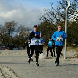 Pärnu Rannajooks - Andres Bester (141), Caroliina Altmäe (520)
