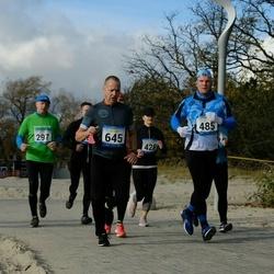 Pärnu Rannajooks - Hillar Nuut (297), Madis Merirand (485), Margus Talviste (645)
