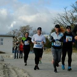 Pärnu Rannajooks - Linda Vooremäe (270), Kaili Mitt (556), Mirell Põlma (586)