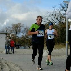 Pärnu Rannajooks - Tõnis Leier (222), Triin Toode (282)