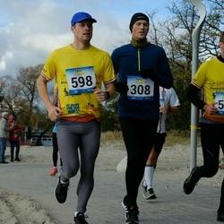 Pärnu Rannajooks - Kaido Kuru (308), Madis Kuuskmann (596), Rünno Patune (598)
