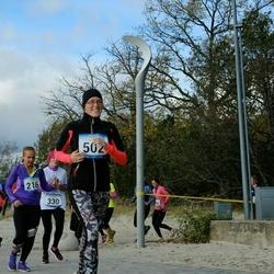 Pärnu Rannajooks - Eda Talts (216), Madli Tambet (330), Triin Mäger (502)