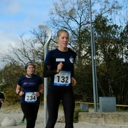 Pärnu Rannajooks - Anette Baum (132), Silvia Saarniit (234)