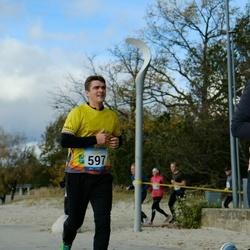 Pärnu Rannajooks - Riin Kiik (347), Krister Tamm (597)