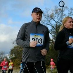 Pärnu Rannajooks - Janno Rebane (203), Anneli Aidla (236)