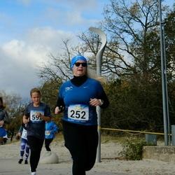 Pärnu Rannajooks - Maarja Gustavson (252), Kelly Raadik (327), Märt Sõmersalu (592)