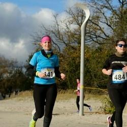 Pärnu Rannajooks - Tiina Kallas (441), Kirstin Raudsepp (484)