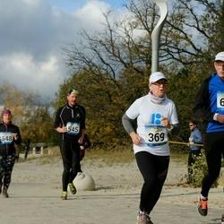 Pärnu Rannajooks - Saima Rand (369), Heiki Reinmann (545), Enn Hallik (625)