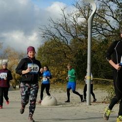 Pärnu Rannajooks - Heiki Reinmann (545), Maarja Žugova (548), Paula Feldmann (570)