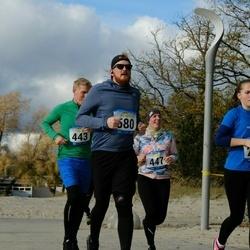 Pärnu Rannajooks - Piia Liisa Künnapas (210), Mihkel Mölder (443), Aira Niinemets (447), Aile Puls-Lillepa (680)