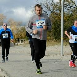 Pärnu Rannajooks - Oleg Paatsi (250), Aivar Eljandi (420), Sirve Luist (456)