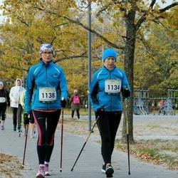 Pärnu Rannajooks - Ester Tints (1134), Ene Tõnisoja (1138)