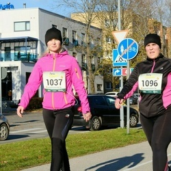 Pärnu Rannajooks - Kristiina Kaasiku (1037), Aide Põhhako (1096)