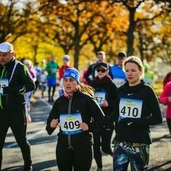 Pärnu Rannajooks - Mari Tasane (409), Kristiina Mihkelstein (410)