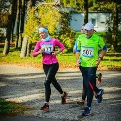 Pärnu Rannajooks - Marja-Liisa Alliksoo (177), Rain Hallimäe (507)