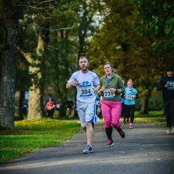 Pärnu Rannajooks - Aire Kallas-Maddison (235), Andre Salundi (304)