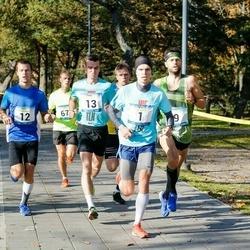 Pärnu Rannajooks - Karl Mäe (1), Mardo Lundver (12), Teet Kokk (13)
