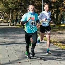 Pärnu Rannajooks - Raio Piiroja (15), Mihkel Tammeveski (44)